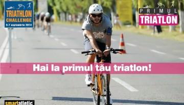 Hai la Primul Triatlon!