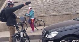 Ai luat vreodată atitudine în trafic ca biciclist?