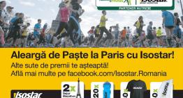 Isostar te trimite la Paris, Maraton Paris