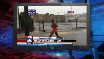 Confuzie pe traseu la Birmingham Mercedes-Benz Half Marathon