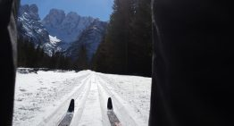 Ghid ski cross-country în Cortina d'Ampezzo
