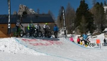 Ski, bike și slalom în Dolomiți