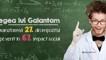 Redirecționează 2% câtre Galantom și poți câștiga un loc la Maratonul Internațional București 2015