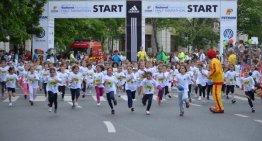 Va invit în echipa de voluntari de la Cursa Copiilor din cadrul Mararatonului International Bucuresti