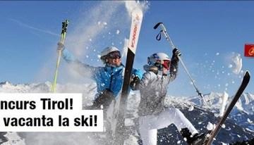Castigator la concursul Câștigă kitul de ski ideal de la Hervis (P)