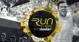 Aleargă în Europa cu Isostar