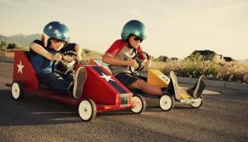 Competitivitatea la copiii mai mici și mai mari
