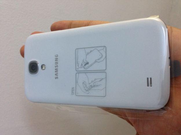 Samsung Galaxy S4 spate