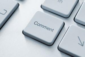 mai multe comentarii pe blog