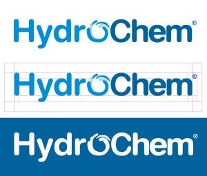 Diseño del logo HydroChem