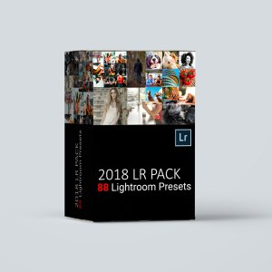 88 lightroom presets pack