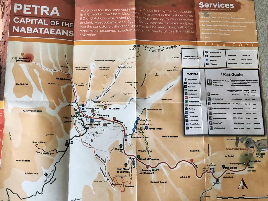 Harta Petra