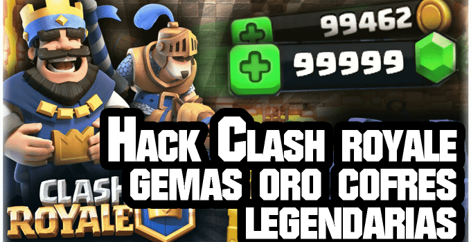 Hack clash royale bot