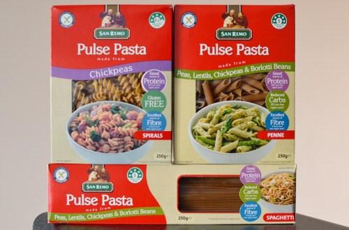 San Remo pulse pasta