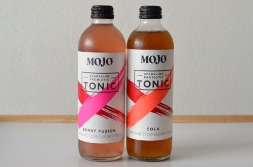 MOJO probiotic tonic