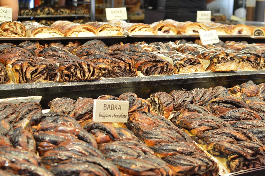 Babka @ Carmel Market