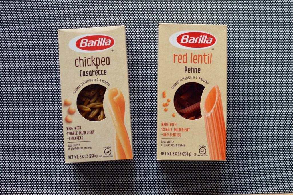 Barilla legume pasta