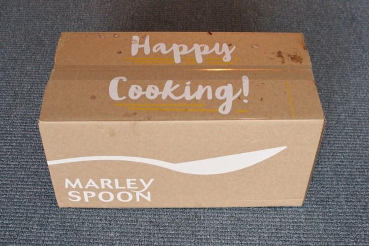 Marley Spoon meal kits
