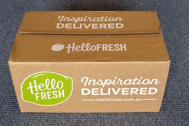 HelloFresh meal kits