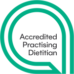 Accredited Practising Dietitian colour
