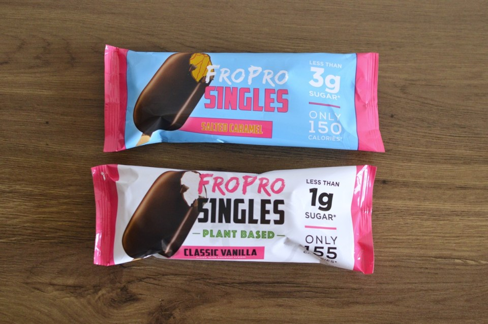 FroPro singles packets