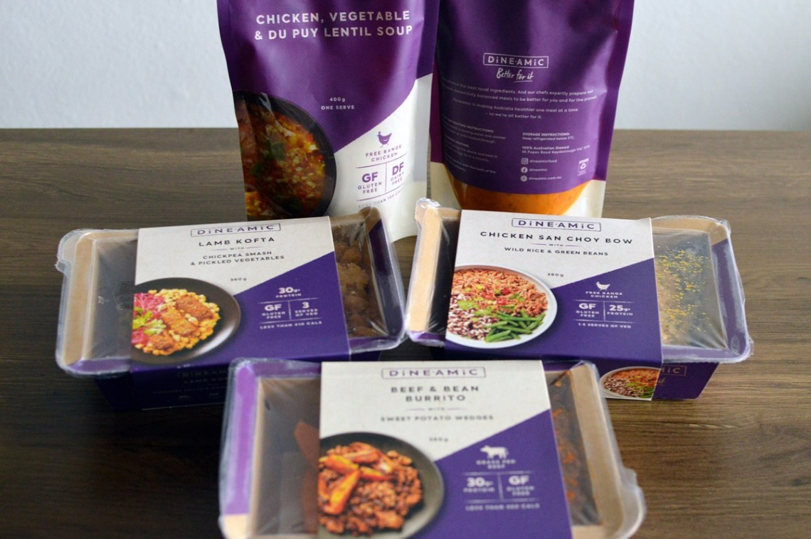 Dineamic ready meals