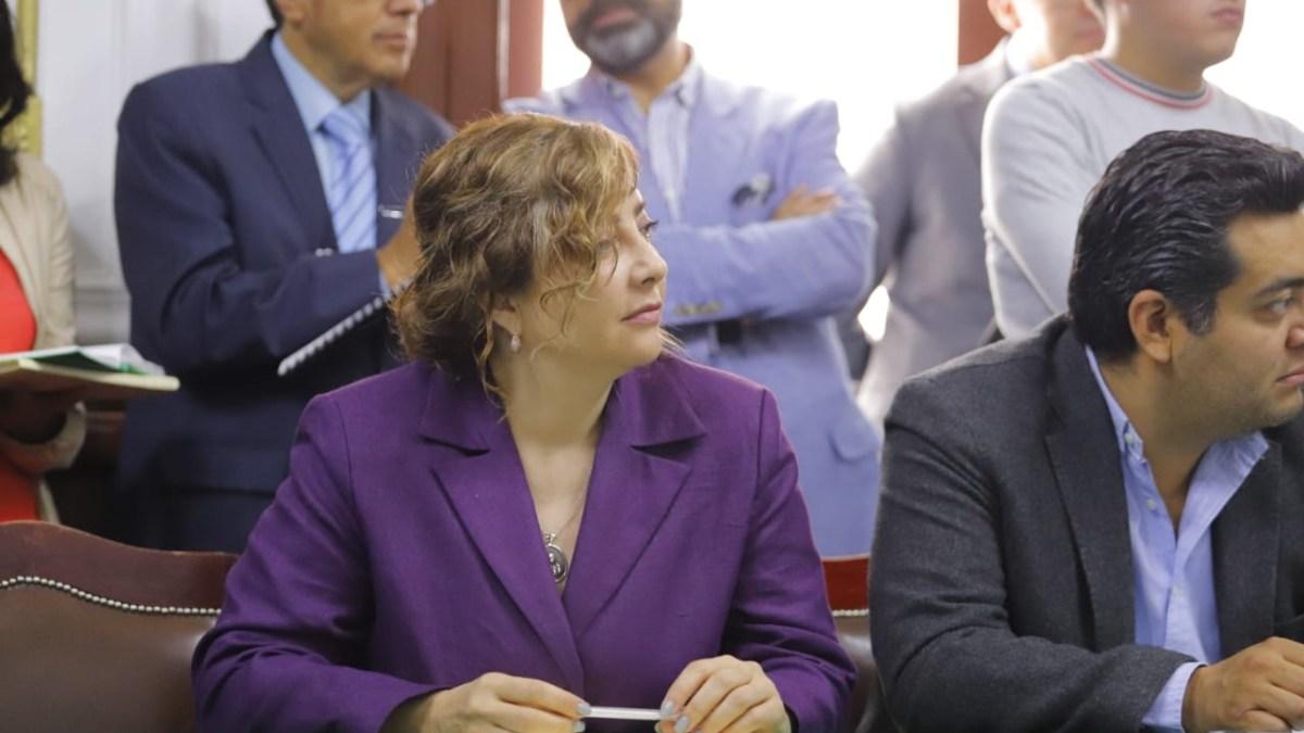 Denuncia Dip. Gabriela Salido que MORENA antepuso su visión y sus ideas sobre el diálogo en la propuesta de dictamen de Ley de Participación Ciudadana