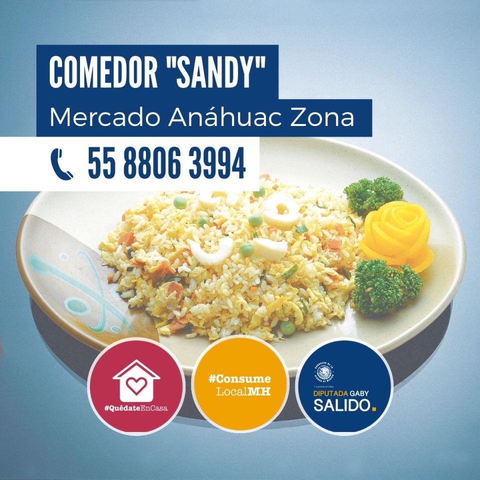 Comedor «Sandy»