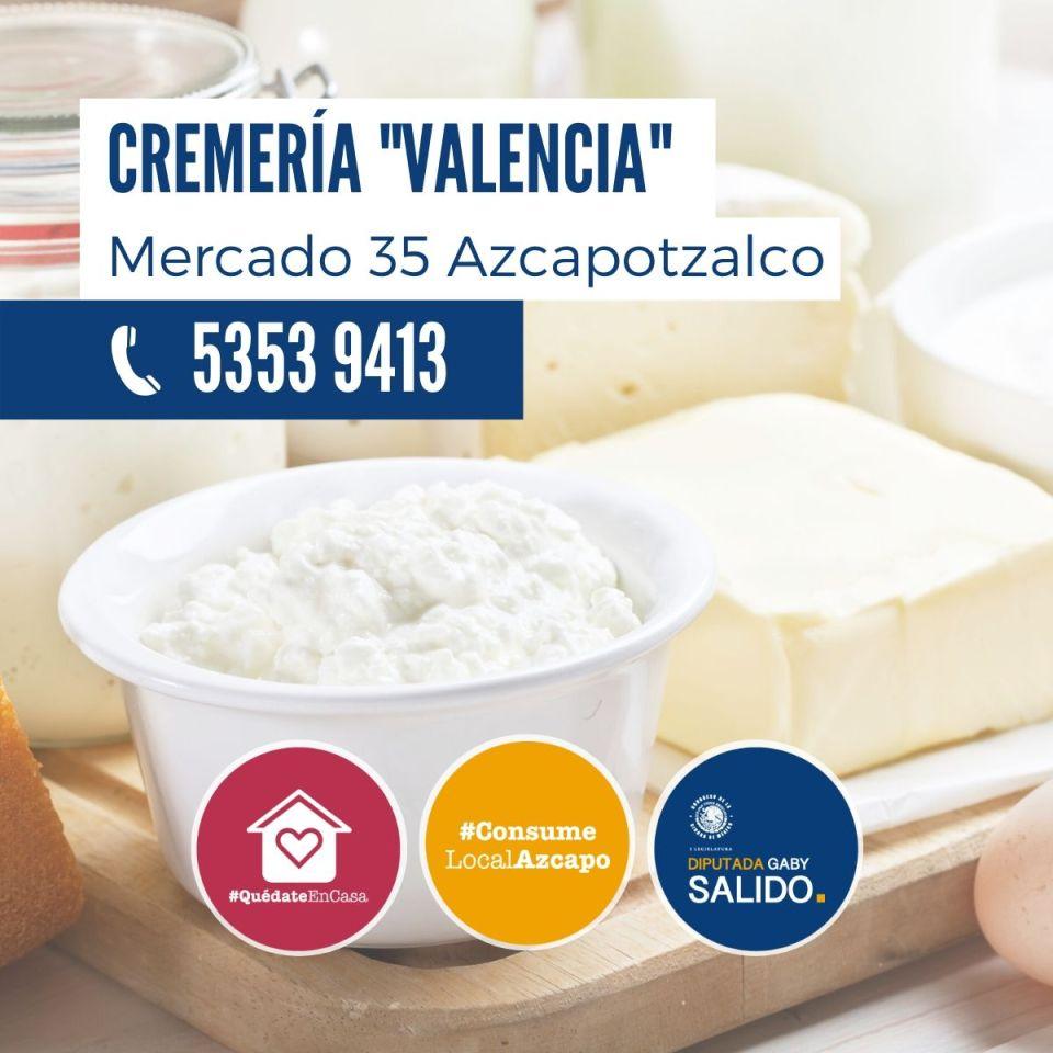 Cremería «Valencia»