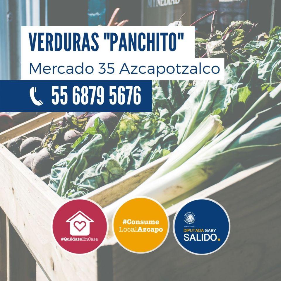 Verduras «Panchito»