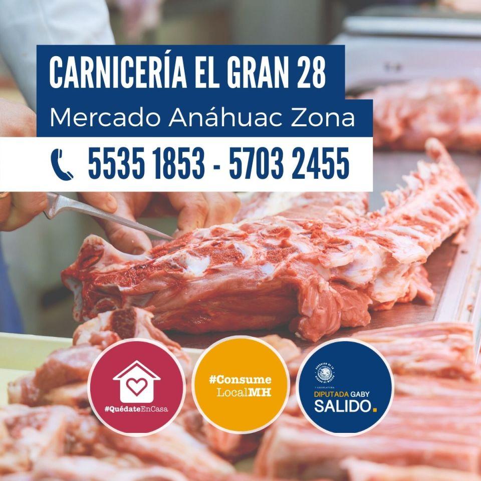 Carnicería «El Gran 28»