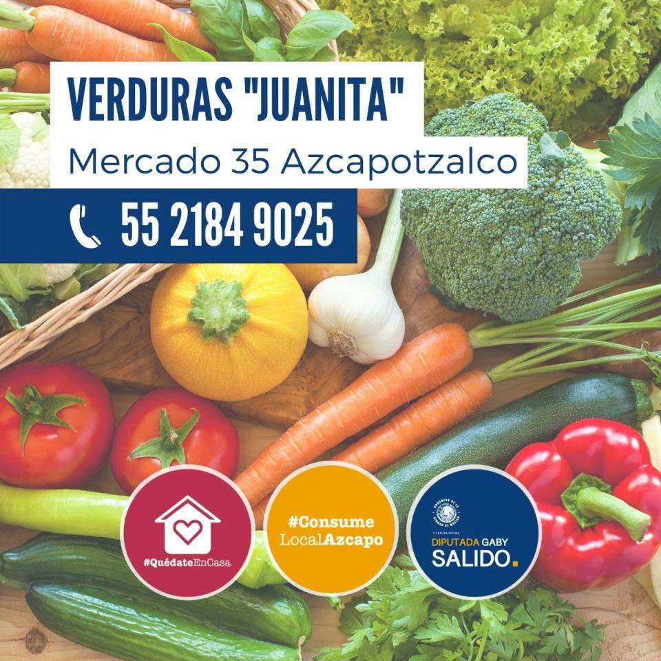 Verduras «Juanita»