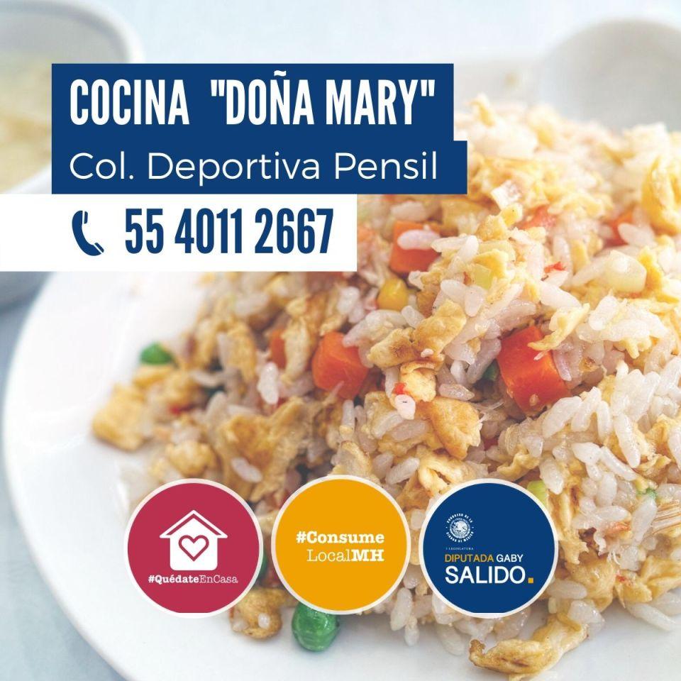 Cocina «Doña Mary»