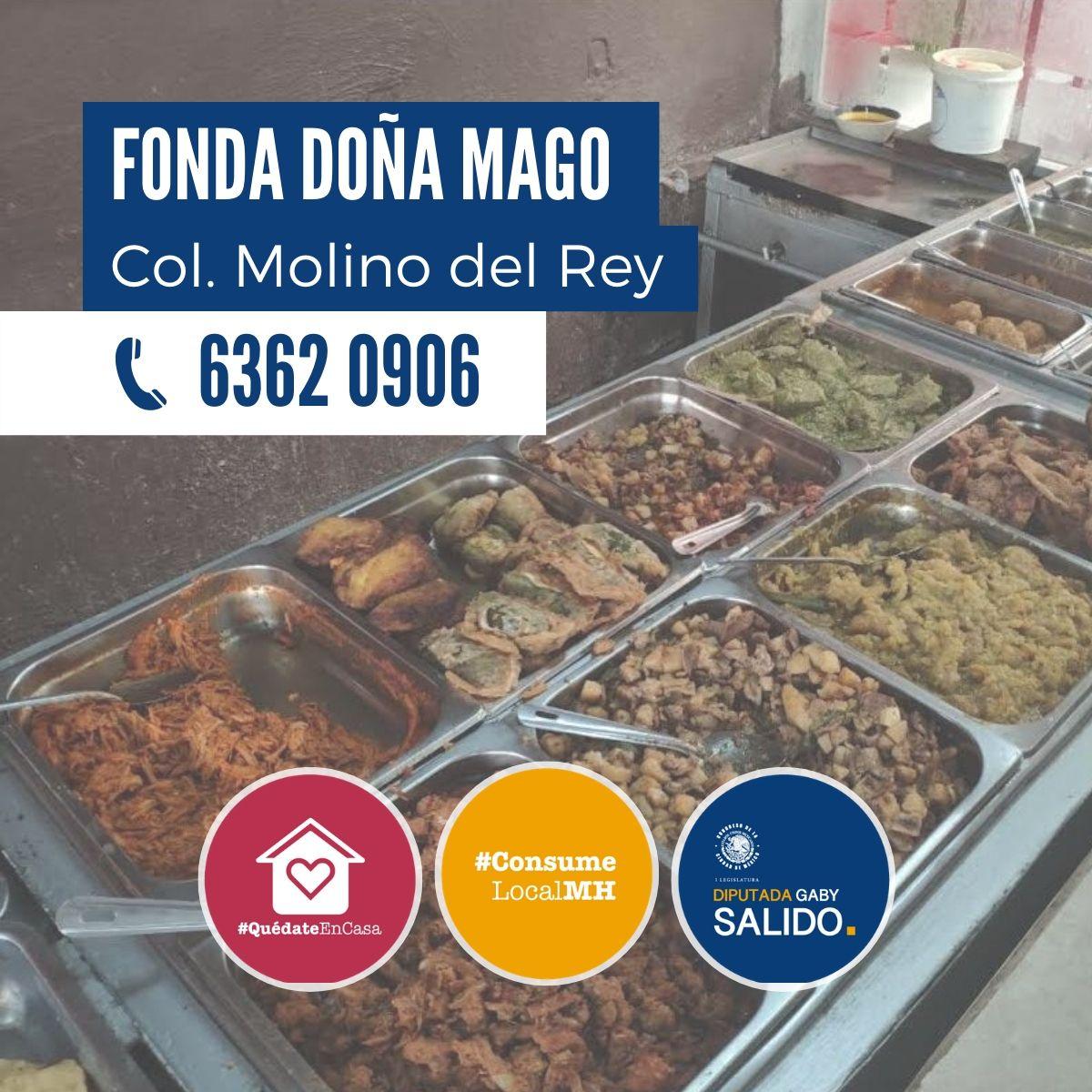 Fonda Doña Mago