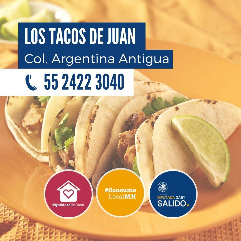 Los tacos de Juan