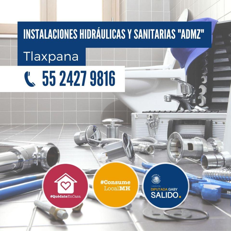 Instalaciones hidráulicas y sanitarias «ADMZ»