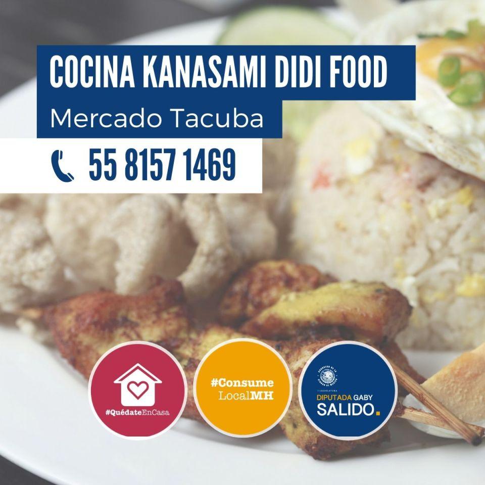 Cocina Kanasami Didi Food