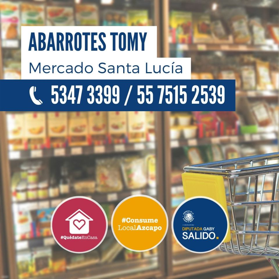 Abarrotes Tomy