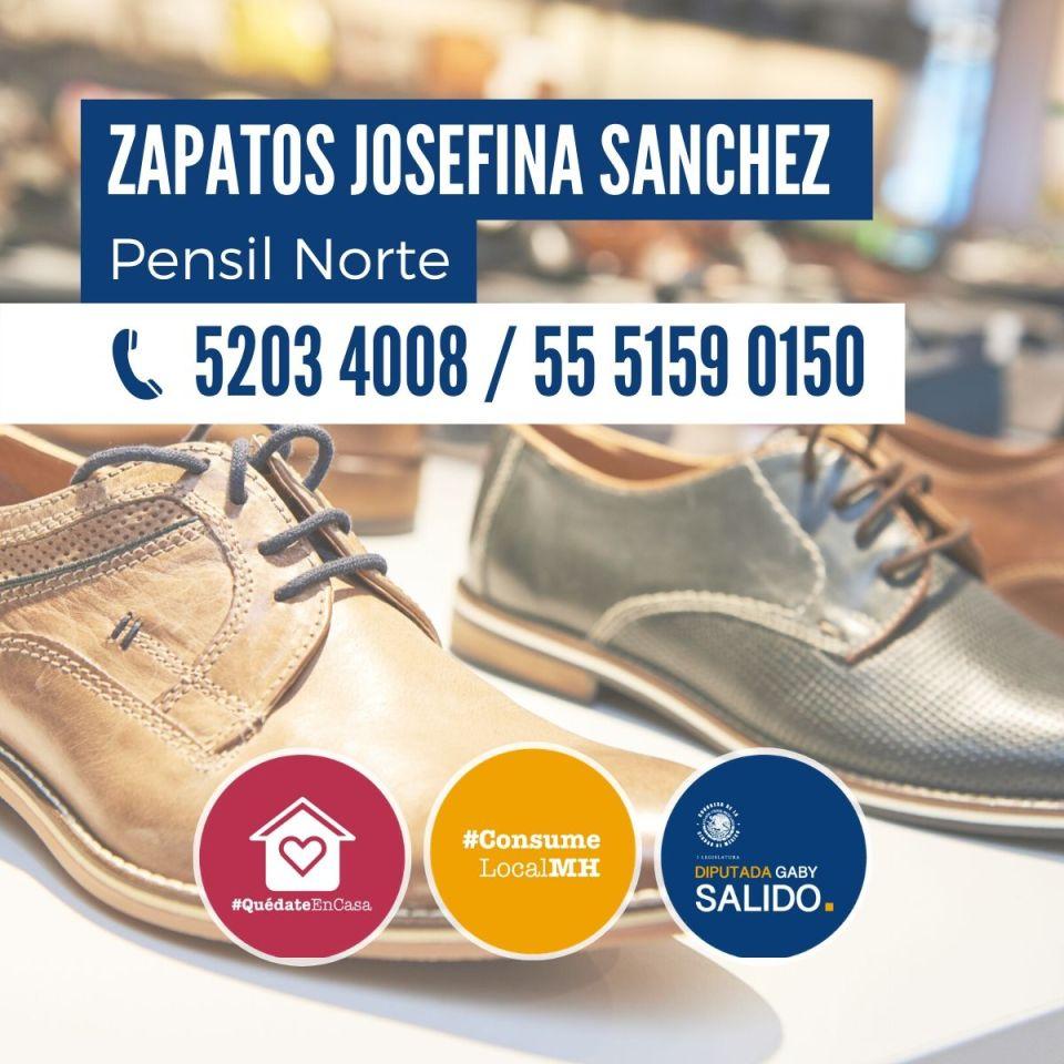 Zapatos Josefina Sánchez