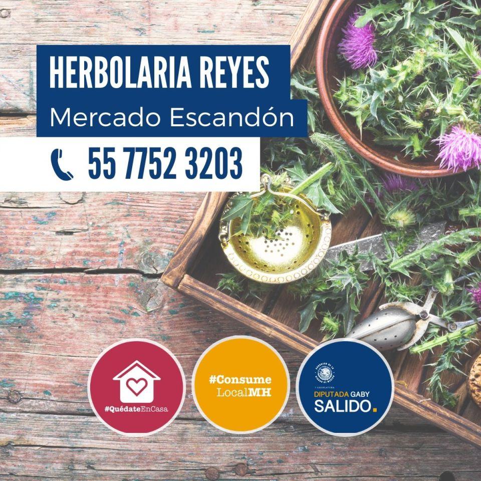 Herbolaria Reyes