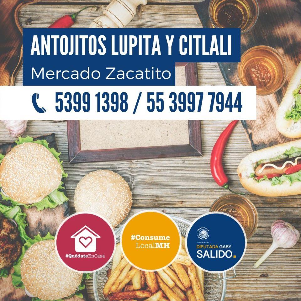Antojitos Lupita y Citlali