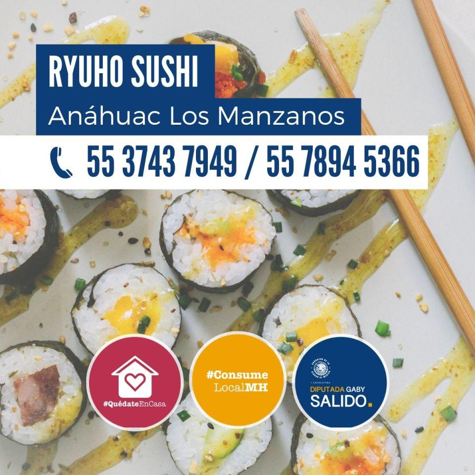 Ryuho Sushi
