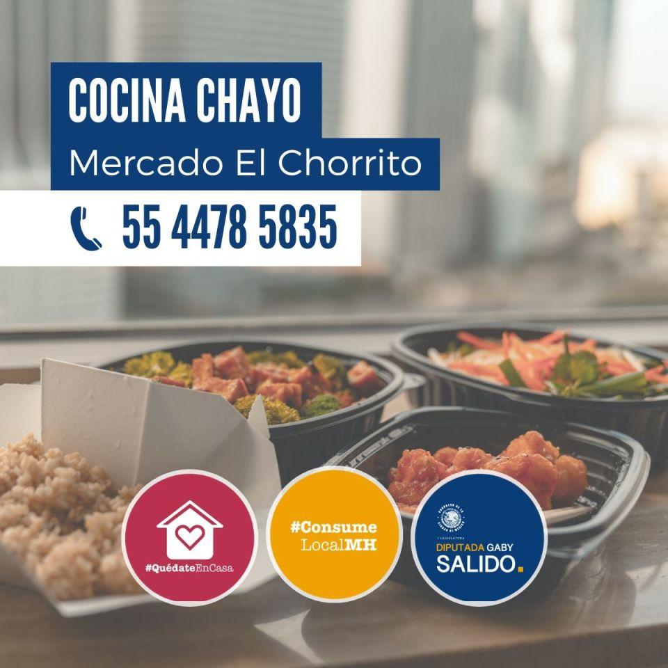 Cocina Chayo