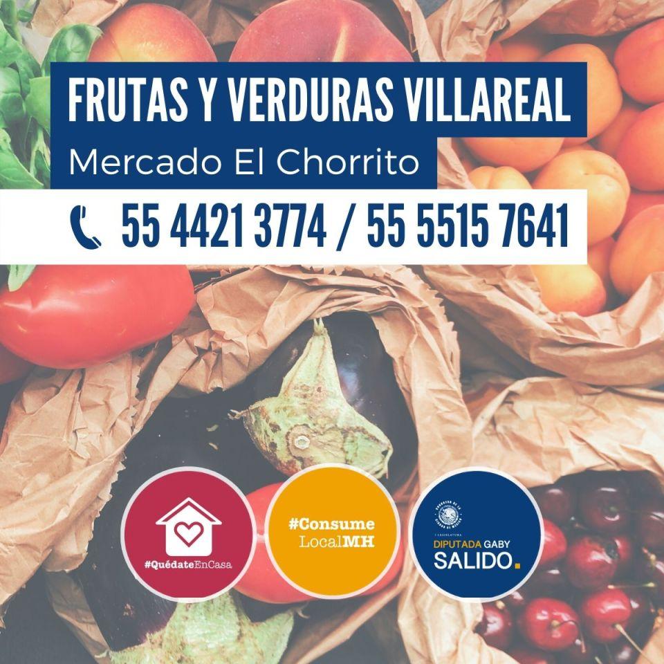 Frutas y verduras Villareal
