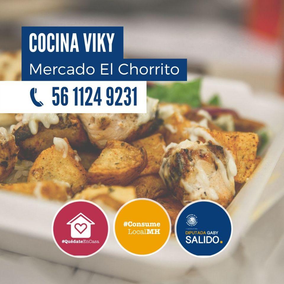 Cocina Viky