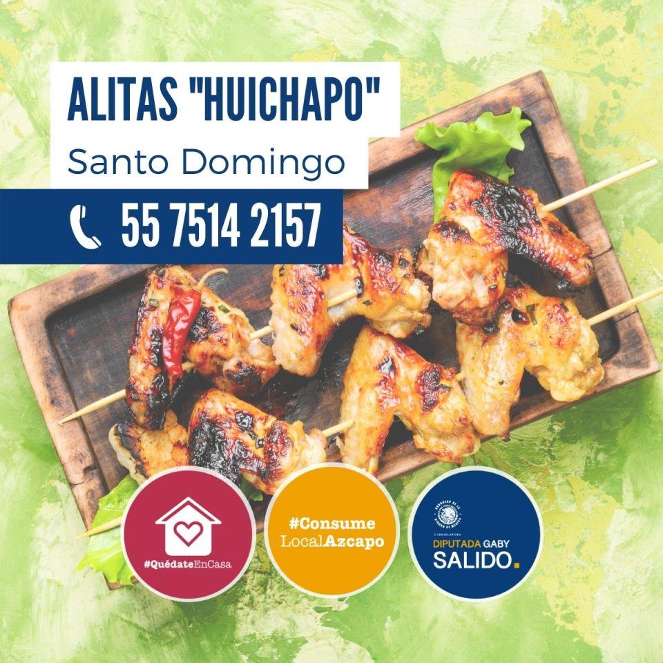 Alitas «Huchapo»