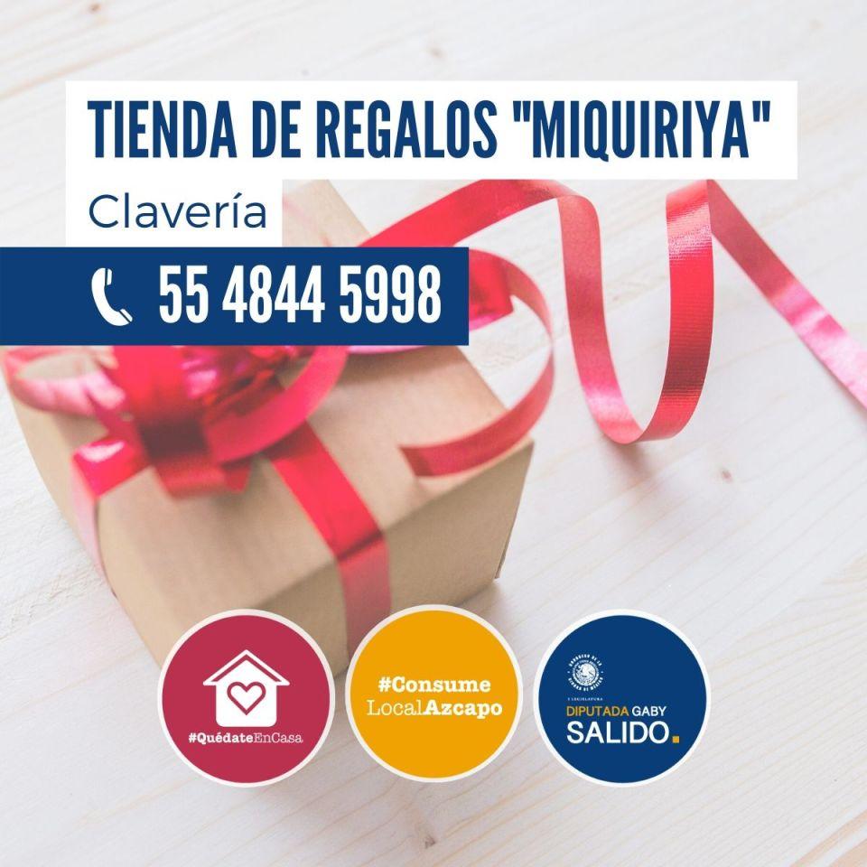 Tienda de regalos «Miquiriya»
