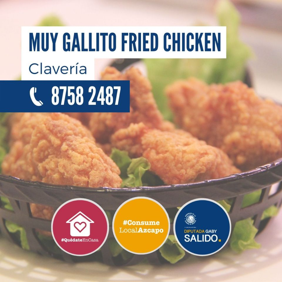 Muy Gallito Fried Chicken
