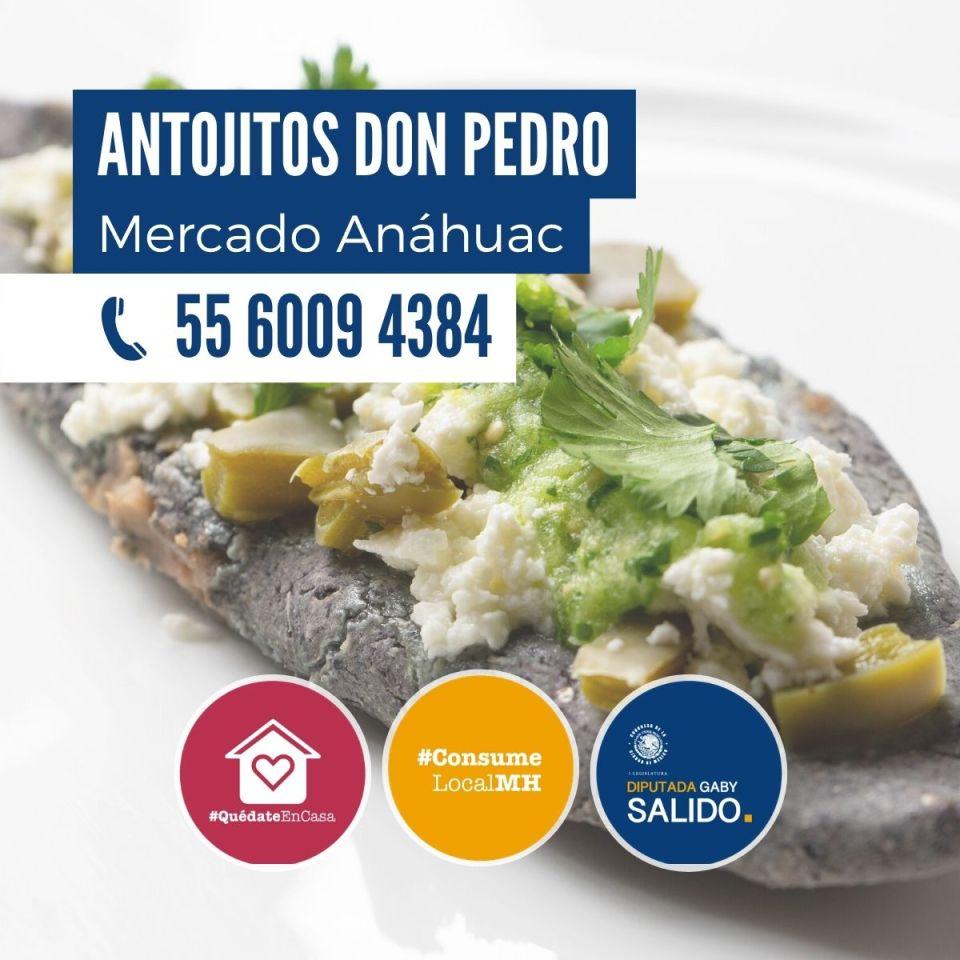 Antojitos Don Pedro