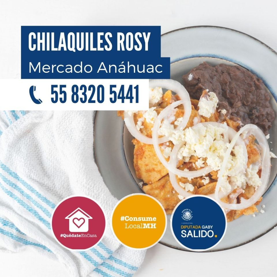 Chilaquiles Rosy
